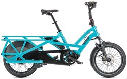 Tern GSD S00 Gen2 500wh Performance CX 2021 - Electric Folding Bike