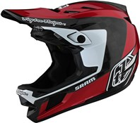 Product image for Troy Lee Designs D4 Carbon Mips Full Face BMX / MTB Cycling Helmet