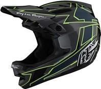 Troy Lee Designs D4 Carbon Mips Full Face BMX / MTB Cycling Helmet