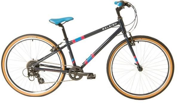 Raleigh Pop 26w Black - Nearly New 2020 - Junior Bike