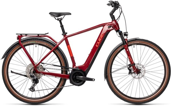Cube Touring Hybrid EXC 500 - Nearly New - 58cm 2021 - Electric Hybrid Bike