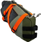 Birzman Packman Saddle Pack Bag with Waterproof Carrier