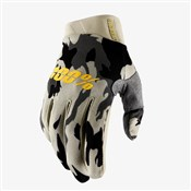 Product image for 100% Ridefit Long Finger Cycling Gloves