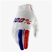 100% Ridefit Long Finger Cycling Gloves