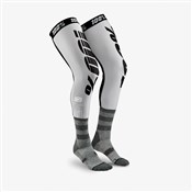 100% Rev Knee Brace Performance Moto Socks
