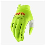 100% itrack Youth Long Finger Cycling Gloves