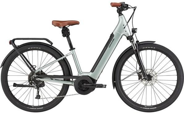 Cannondale Adventure Neo 2 EQ 650 Step Thru 2021 - Electric Hybrid Bike