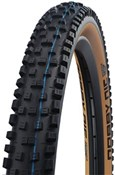 """Product image for Schwalbe Nobby Nic Super Ground TL Folding Addix Speedgrip Classic Skin 27.5"""" MTB Tyre"""