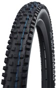 "Schwalbe Nobby Nic Super Ground TL Folding Addix Speedgrip 26"" MTB Tyre"