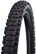 """Schwalbe Eddy Current Rear Super Gravity Folding Addix Soft 27.5"""" E-MTB Tyre"""