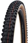 """Schwalbe Hans Dampf Super Trail TL-Easy Folding Addix Soft Classic Skin 29"""" MTB Tyre"""