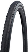 "Schwalbe X-One Speed Super Ground TL Folding Addix Speedgrip 28"" Cyclocross Tyre"