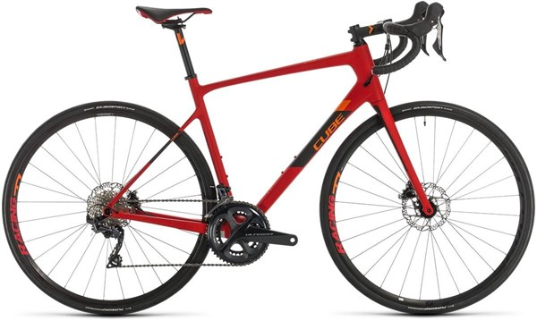 Cube Attain GTC SL - Nearly New - 58cm 2020 - Road Bike