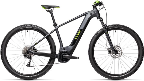 "Cube Reaction Hybrid Performance 625 - Nearly New - 23"" 2021 - Electric Mountain Bike"