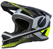 ONeal Blade Ace Polyacrylite Full Face MTB Helmet