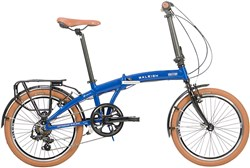 Raleigh Stowaway 2021 - Folding Bike