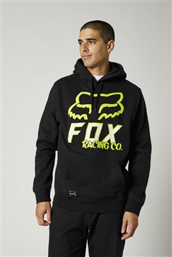 Fox Clothing Hightail Pullover Fleece Hoodie