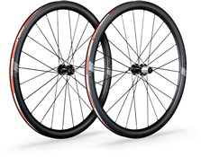 Product image for Vision SC 40 Disc Carbon Clincher Road Wheelset