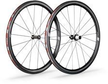 Product image for Vision SC 40 Carbon Clincher Road Wheelset