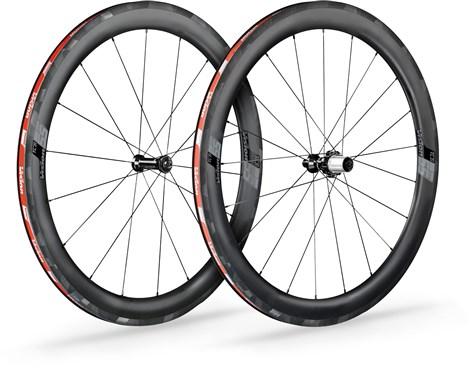 Vision SC 55 Carbon Clincher Road Wheelset