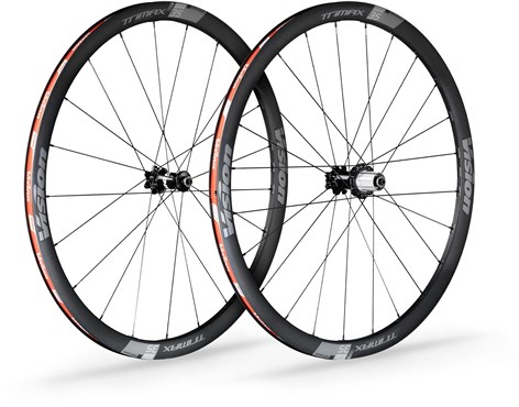 Vision TriMax 35 Disc Clincher Road Wheelset