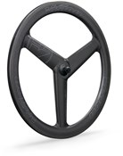 Product image for Vision Metron 3-Spoke Disc Carbon Clincher Road Front Wheel