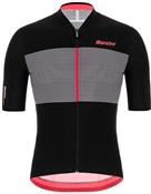 Santini Redux Istino Short Sleeve Cycling Jersey