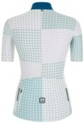 Santini Tono Sefra Womens Short Sleeve Cycling Jersey