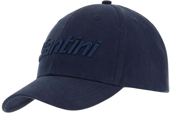Santini Cotto Baseball Cycling Cap
