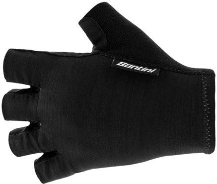 Santini Cubo Mitts / Short Finger Cycling  Gloves
