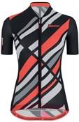 Product image for Santini Eco Sleek Raggi Womens Short Sleeve Cycling Jersey