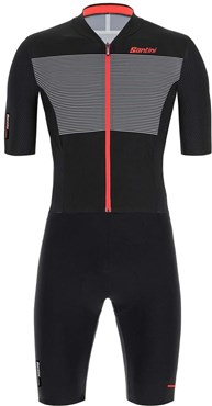 Santini Redux Istino Cycling Skinsuit with C3 Seat Pad