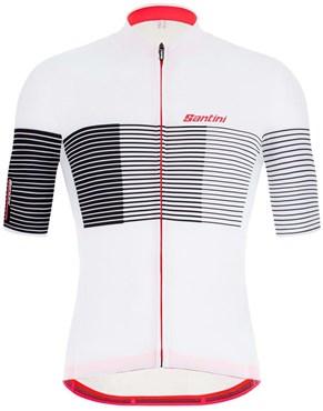 Santini Tono Freccia Short Sleeve Cycling Jersey