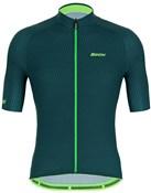 Santini Karma Kite Short Sleeve Cycling Jersey