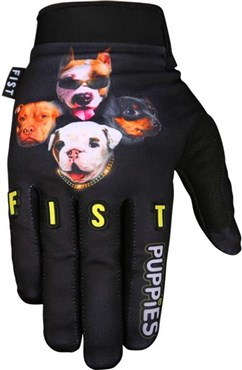 Fist Handwear Puppies Long Finger Cycling Gloves