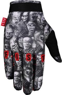 Fist Handwear Logan Martin - Nightmare Long Finger Cycling Gloves
