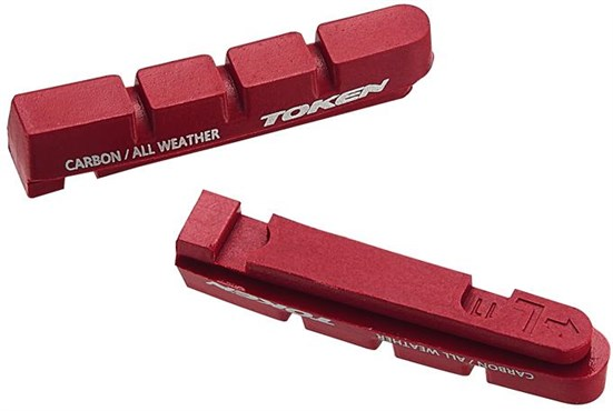 Token All-Weather Shimano Brake Pads for Carbon Wheels