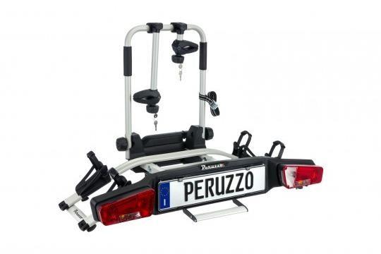 Peruzzo Zephyr 2 E-Bike Towball Car Rack