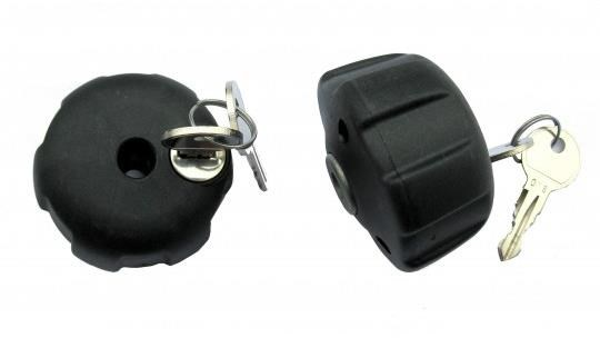 Peruzzo Locking Knobs (2 pieces)