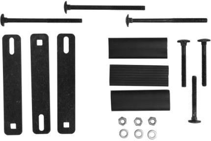Peruzzo Square Bar Fixing Kit (ART875)