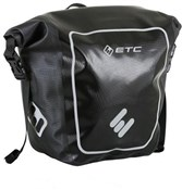 Product image for ETC Arid Waterproof Roll Top Pannier 18L