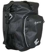 Product image for ETC Arid Waterproof Roll Top Pannier 27L