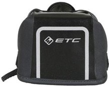 ETC Arid Waterproof Wedge Saddle  Bag 1L