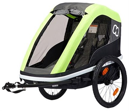 Hamax Avenida Twin Child Bike Trailer