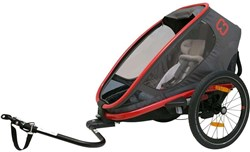Hamax Outback One Child Bike Trailer