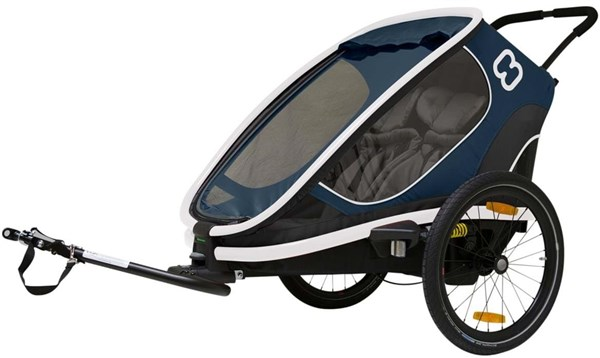 Hamax Outback Twin Child Bike Trailer