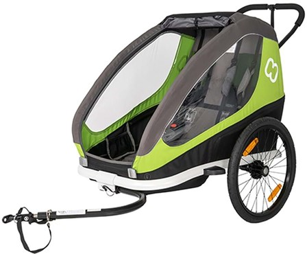 Hamax Traveller Twin Child Bike Trailer