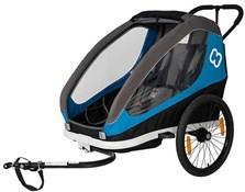 Hamax Traveller Twin Child Bike Trailer