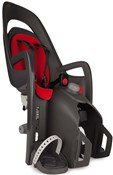 Hamax Caress Child Bike Seat Pannier Rack Version