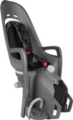 Hamax Zenith Relax Child Bike Seat Pannier Rack Version